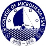 Logo of College of Micronesia - FSM