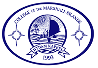 Logo of the College of the Marshall Islands