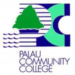 Logo of Palau Community College.