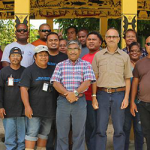 Training on Climate-smart agriculture methods: Chuuk, RMI, Palau