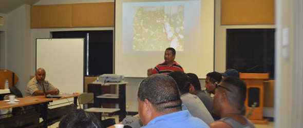 Yap CRE conducted two workshops on chicken farming and food processing